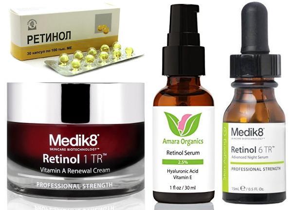 Насколько эффективно применение ретинола при лечении акне?