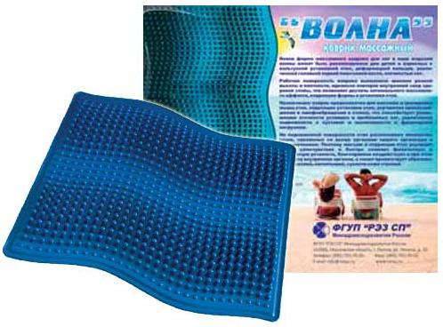 Особенности ортопедических массажных ковриков