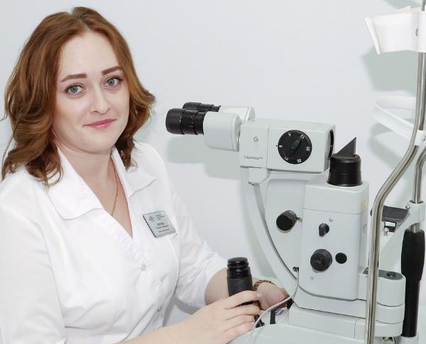 Воронежская офтальмологическая клиника