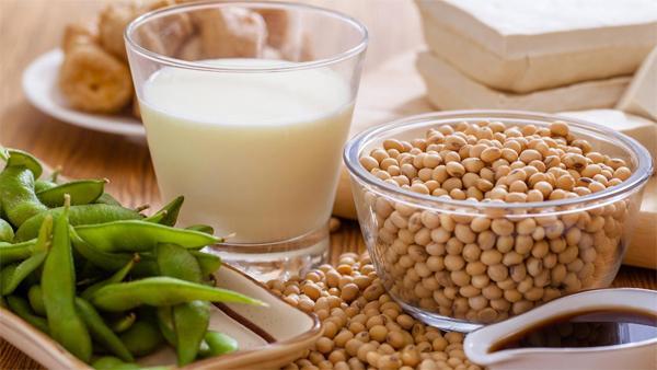Фитоэстроген в продуктах питания
