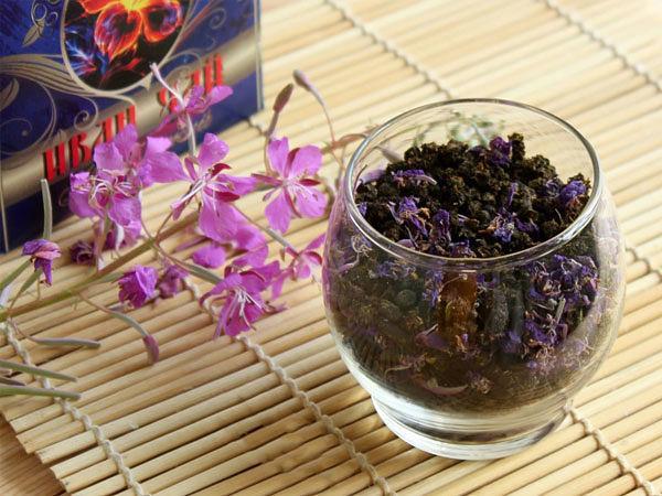 Иван-чай - напиток для тех, кто выбирает молодость и здоровье