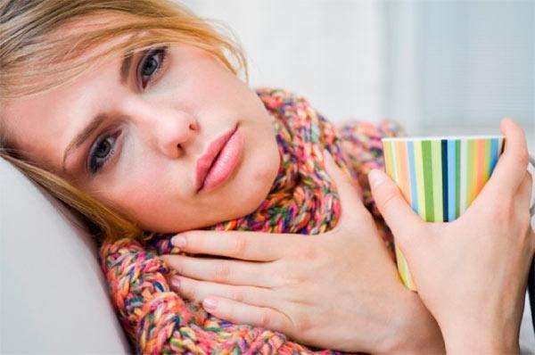 Почему болит горло?