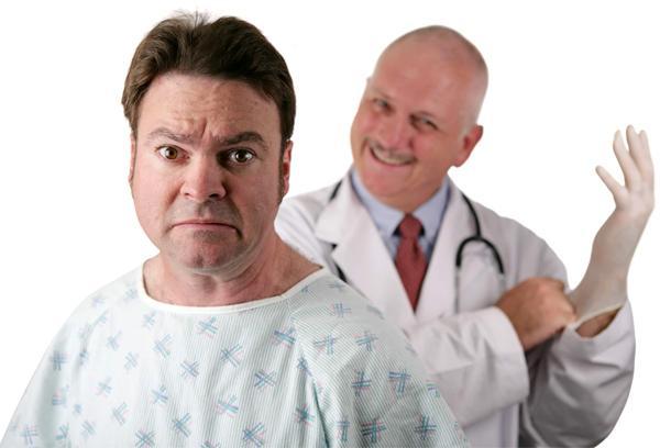 Хронический небактериальный простатит