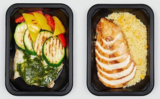 JustFood — диетическое питание с доставкой на дом!