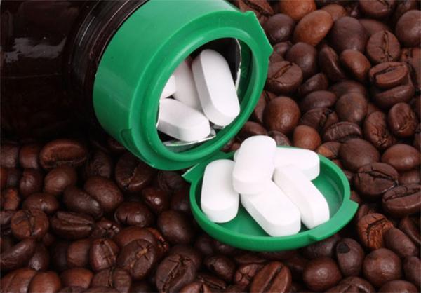Побочные эффекты таблетированного кофеина