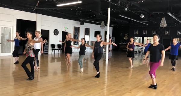 NS Dancing - танцы на любой вкус!