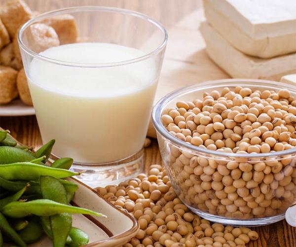 Эстроген в соевом молоке