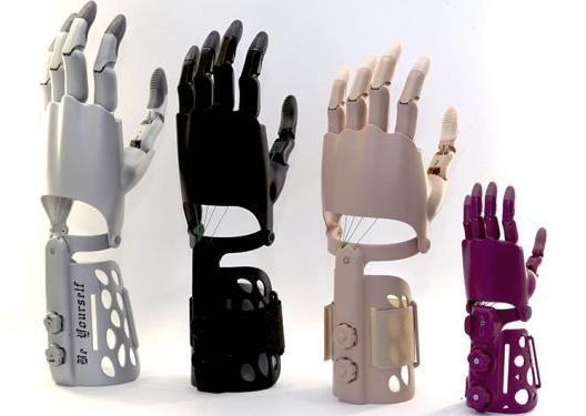 Современные и высокотехнологичные протезы