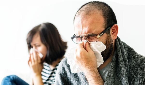 Симптомы, которые указывают на респираторные инфекции