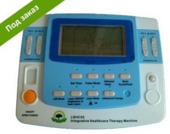 Многофункциональный цифровой аппарат физиотерапии, массажа и красоты «JER-Doctor101»