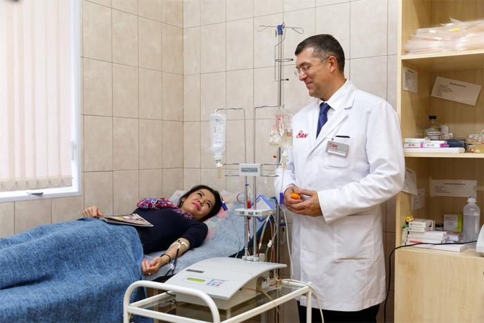 Плазмаферез в doctorsan.ru