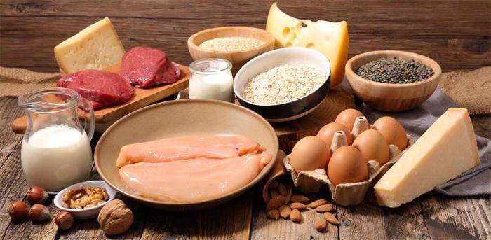 Натуральные продукты, как основа жизни