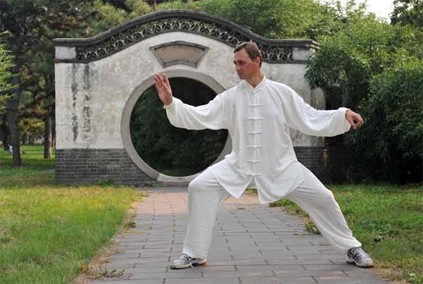 Китайский тайцзицюань
