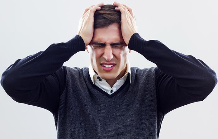 Как стресс влияет на потерю веса