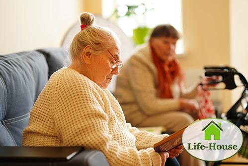 Как выбрать дом престарелых в Киеве?