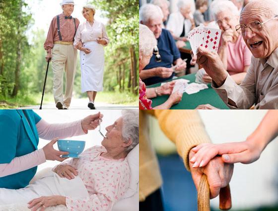Как обеспечить счастливую старость?