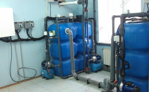 Методы очистки воды от железа и вредных примесей