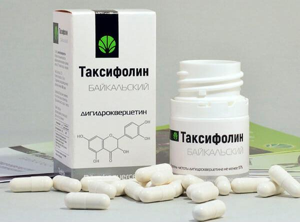 Таксифолин байкальский - silalesa.ru