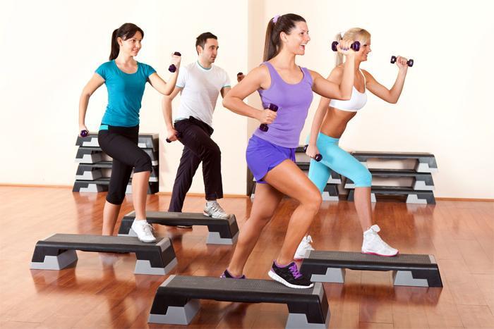 Насколько эффективна степ-аэробика для потери веса?