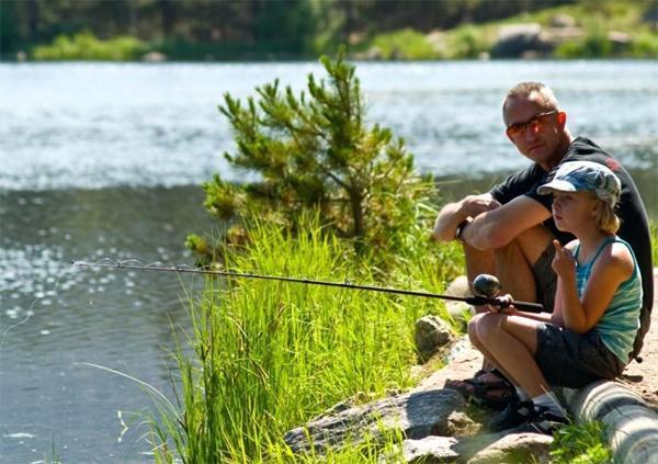 Рыбалка: польза для здоровья и души