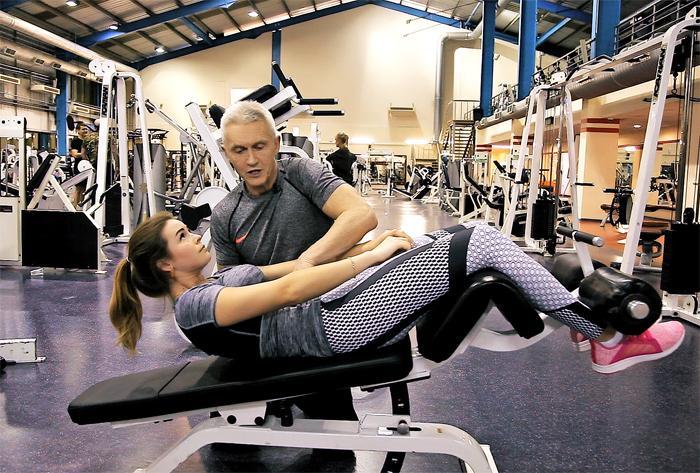 Помощь для фитнес-тренеров