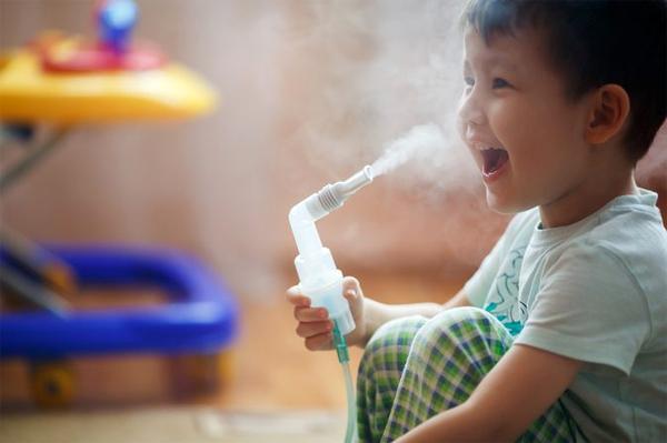 Принцип работы астма-ингаляторов