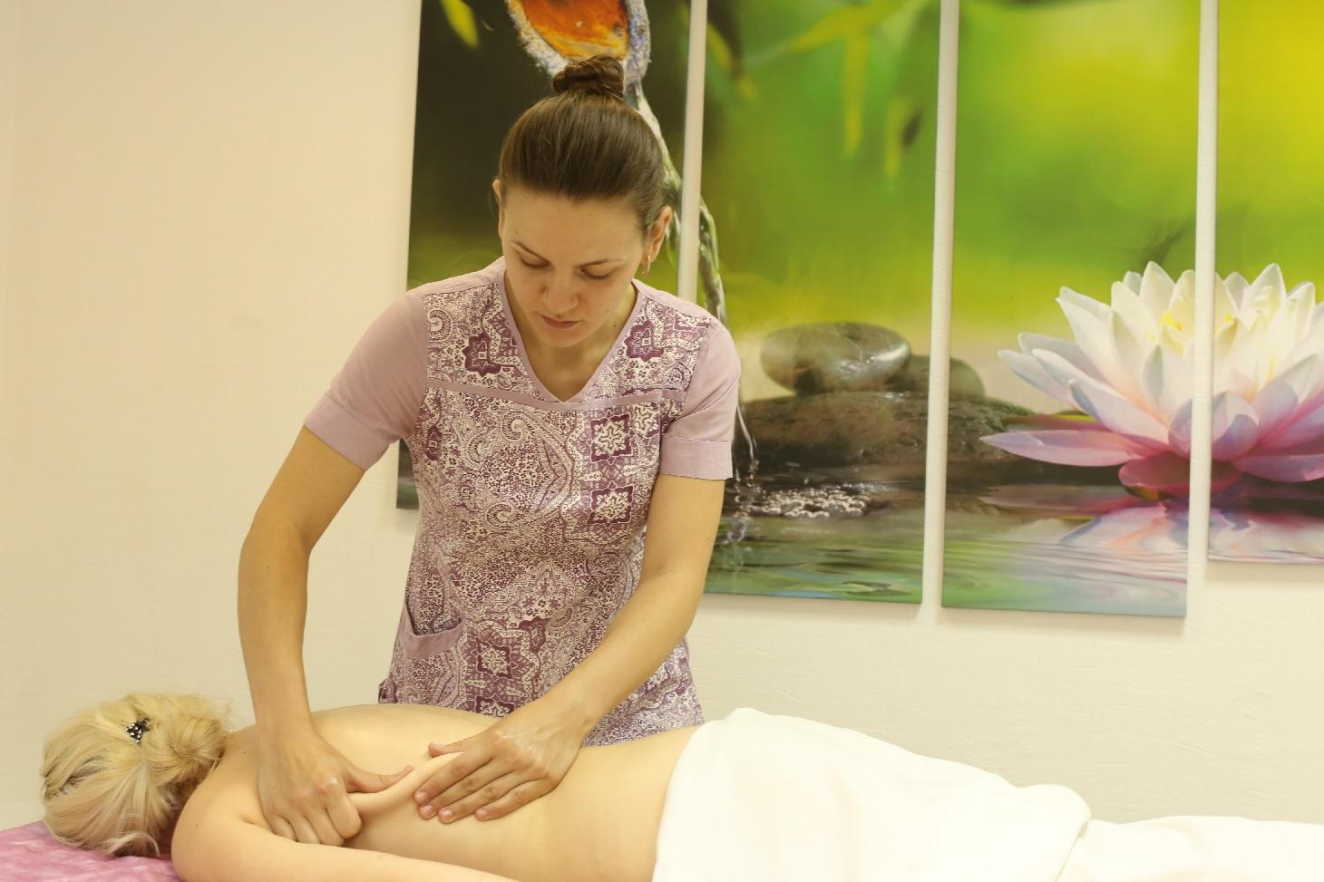Миофасциальный массаж в Днепре - amicus.com.ua