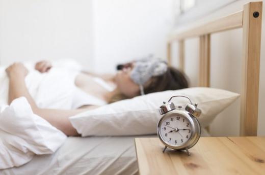 Недостаток сна и психика человека