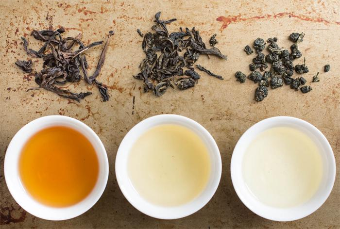 Чай улун для похудания