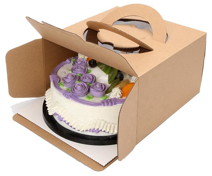 Коробки для тортов из гофрокартона: прочная упаковка, соответствующая санитарным нормам