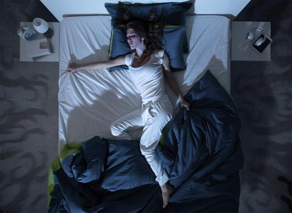 Почему люди плохо спят?