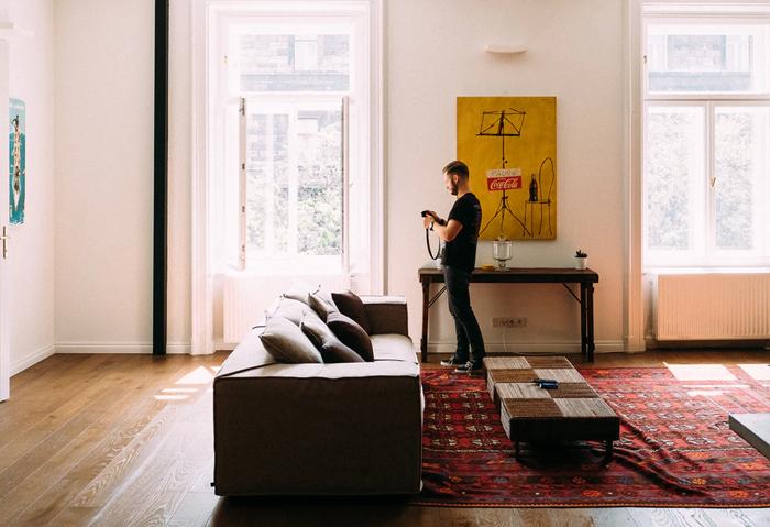 Однокомнатная квартира-студия в Москве