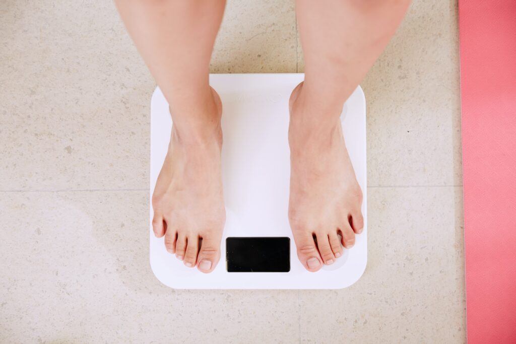Встаньте на весы