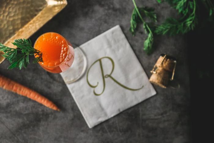 Морковное вино