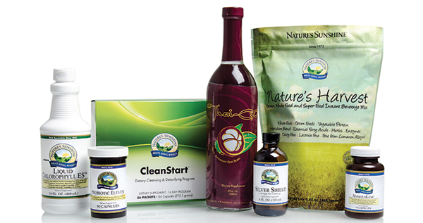 NSP - natural sunshine products