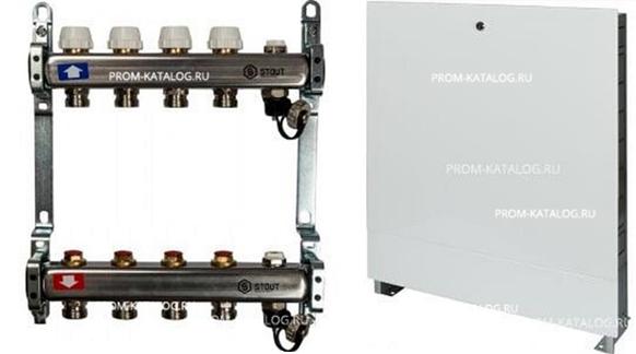 Коллекторное оборудование для отопительных систем