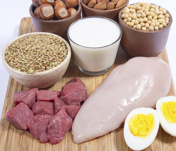 Таурин в продуктах питания