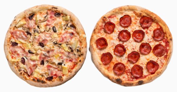 Иль Молино: доставка пиццы в Киеве