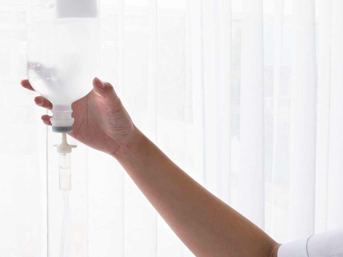 Действия нарколога при восстановлении кислотно-щелочного баланса организма