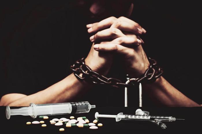 Лечение наркозависимости в Харькове