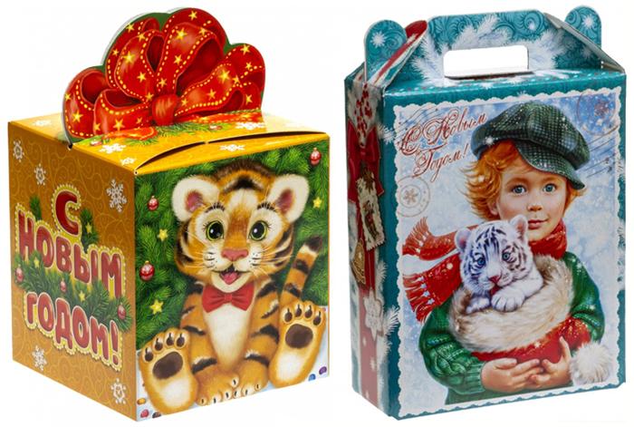 Особенности выбора новогодних подарков